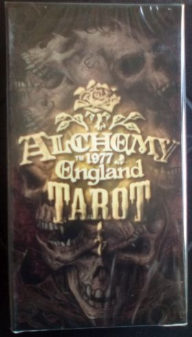 Alchemy England Tarot Deck