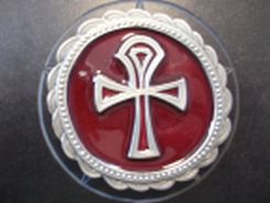 Ankh Buckle