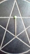 Candle Carving Pin