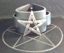 Pentagram Wristband