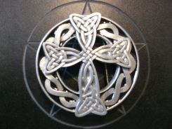 Viking Cross Buckle